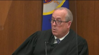Chauvin trial judge slams Waters' 'get more confrontational' comments