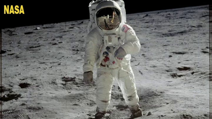 Buzz Aldrin on NASA rover Perseverance landing on Mars