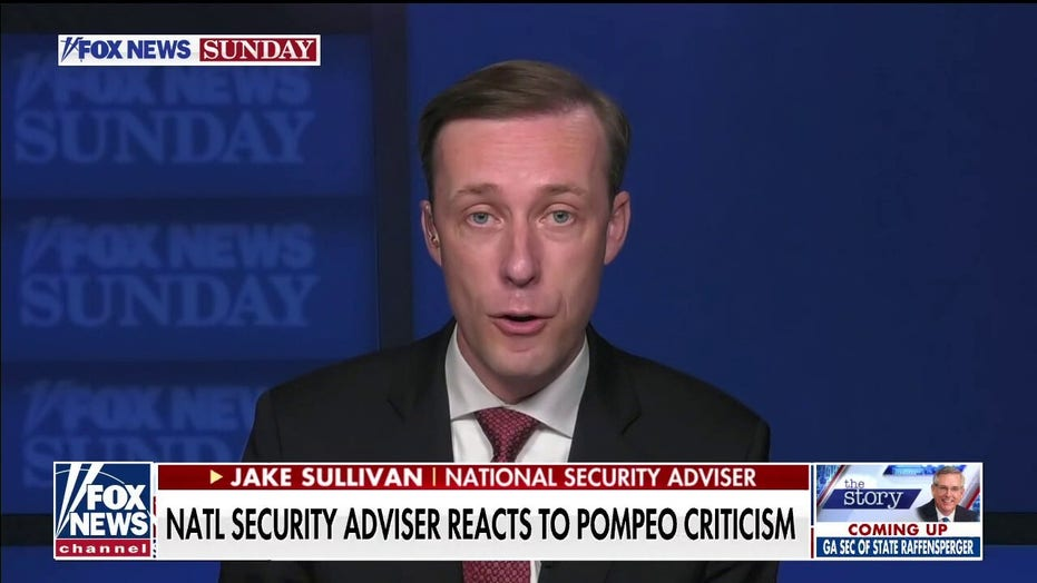 Pompeo: Biden's national security adviser was right about one aspect of Putin meeting