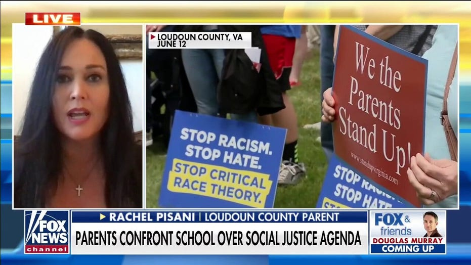 'Army' of Virginia parents unite against critical race theory 'insanity': 'Our protests won't stop'