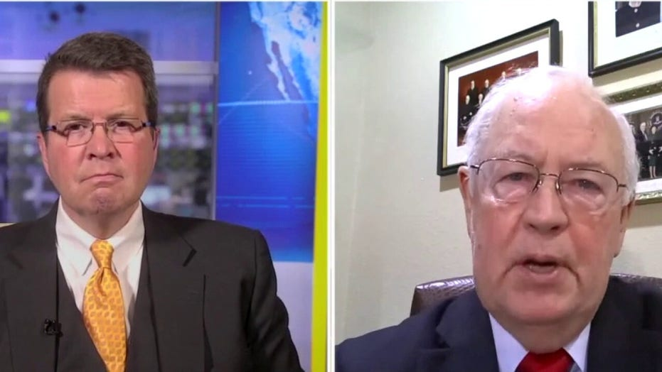 Ken Starr's new book warns religious liberty in crisis: 'We have huge problems'