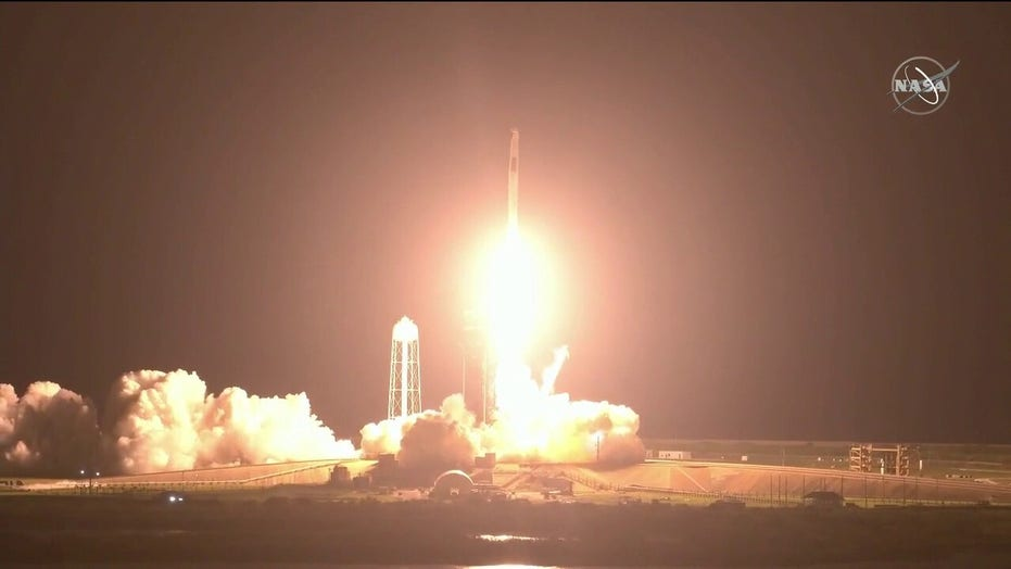 SpaceX Crew-2 launches astronauts to International Space Station