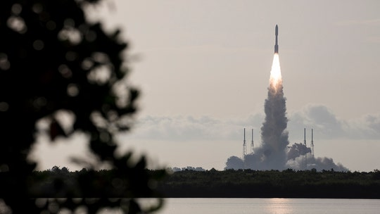 NASA's next Mars rover lifts off from Cape Canaveral, Florida