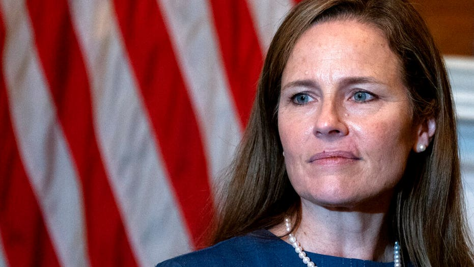 Judge Amy Coney Barrett set to become 115th Supreme Court justice