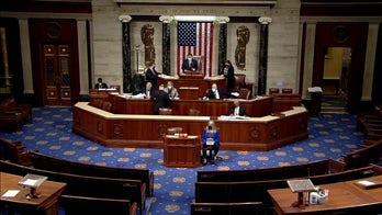 House voting on resolution urging Pence to invoke 25th Amendment