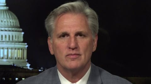 Rep. McCarthy on 'China's communist cover-up' on COVID-19
