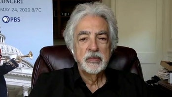 Joe Mantegna on hosting National Memorial Day Concert amid coronavirus crisis