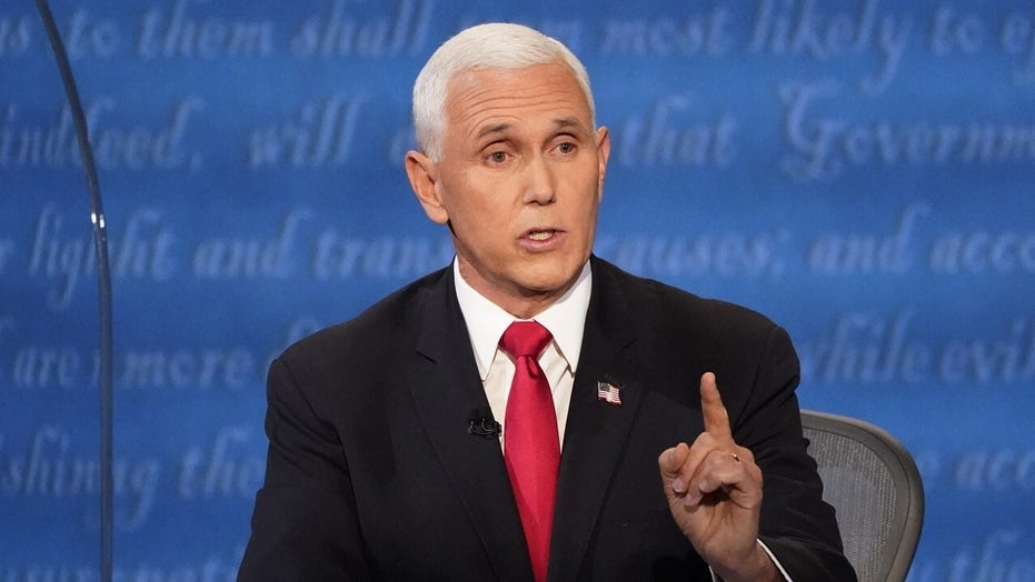 Media buzz over fly is proof Pence won debate, critics say
