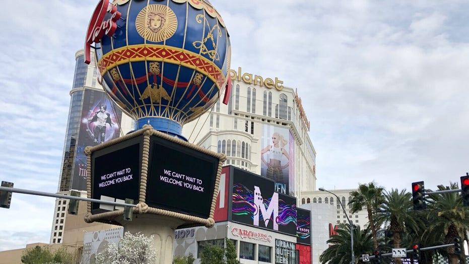 Illusionist Criss Angel on Vegas Strip shutdown: