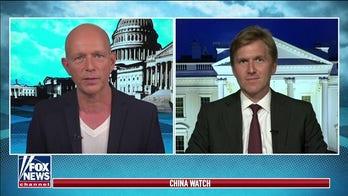 Elbridge: China is after world domination