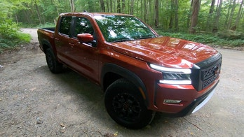 Test drive: 2022 Nissan Frontier