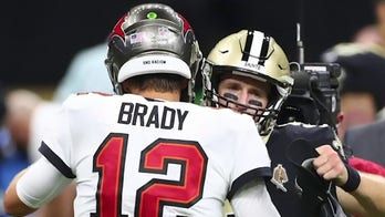 NFL's Tom Brady, Drew Brees to face off in NFC Divisional round