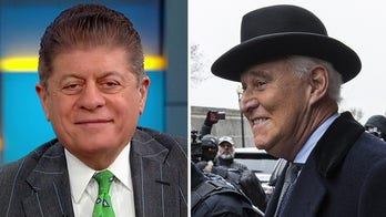 Napolitano: 'Absolutely wrong' for hearing on Stone retrial to be held in secret