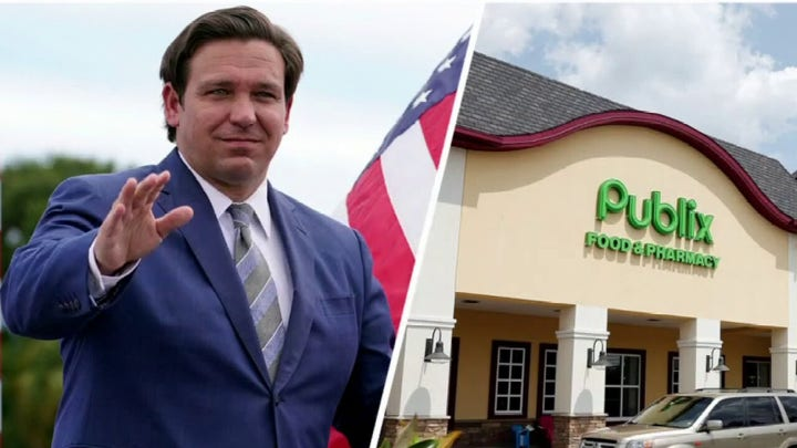DeSantis defends vaccine deal with grocery chain after '60 Minutes' report