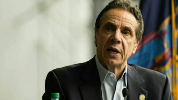 Did Cuomo hide nursing home data to profit off a book deal?