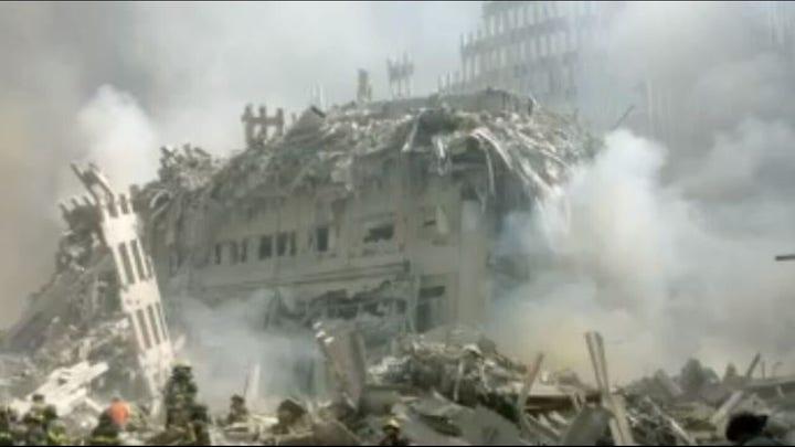 9/11 survivor recalls escape from World Trade Center
