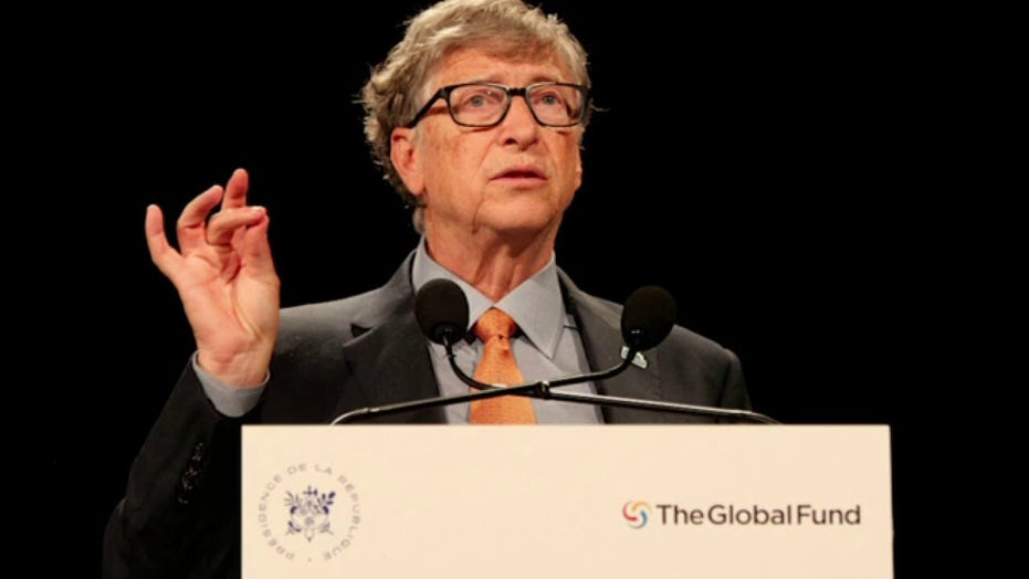 Bill Gates support for 'bonkers' study of dimming the sun is 'grossly irresponsible:' Author