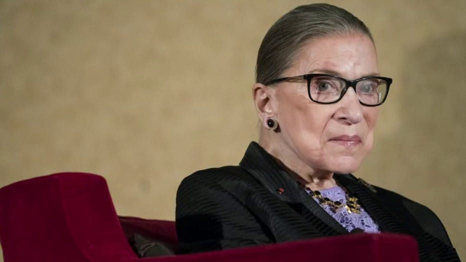 Ruth Bader Ginsburg hospitalized with possible infection