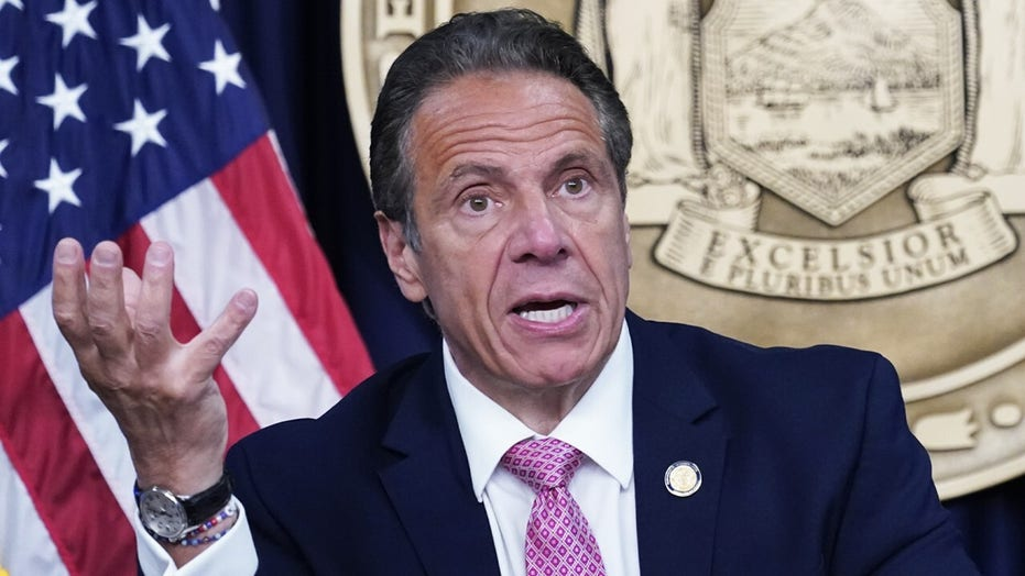 Calls for Gov. Cuomo to resign gains momentum among notable Democrats