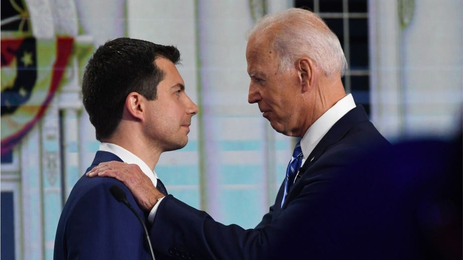 What Harris, Buttigieg, Booker and other rivals said about Biden before endorsing him