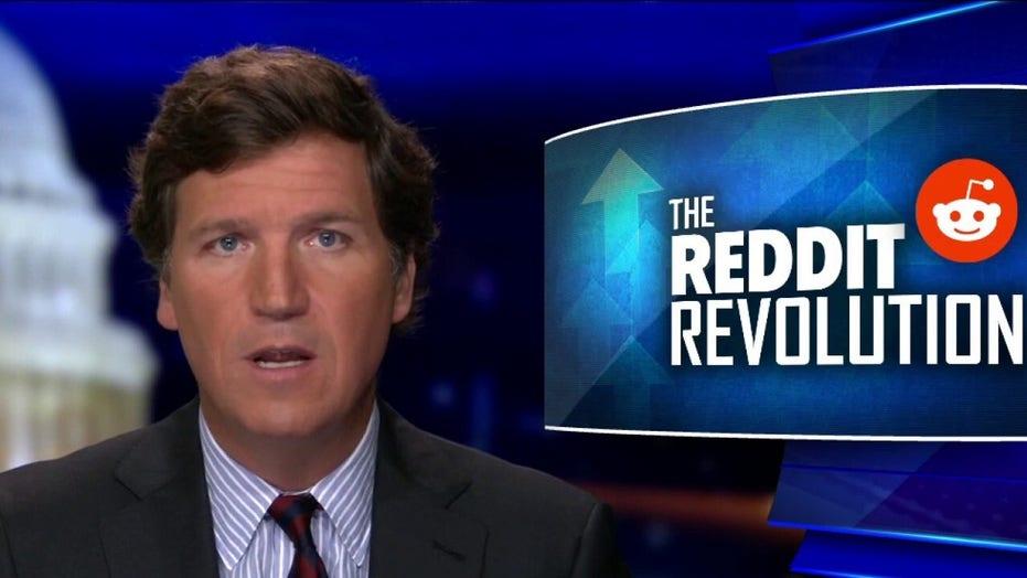 Tucker Carlson: Robin Hood, GameStop and Wall Street's rigged game