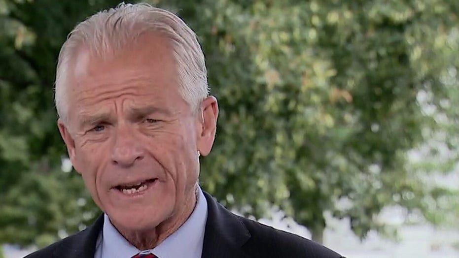 Navarro on 'China problem': Left-wing media refuses to assign any blame to China, 'it's bizarre'
