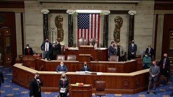Dozens arrested after Capitol Hill riot halts electoral vote count