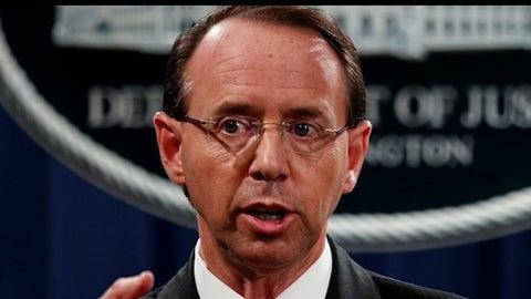 Sen. Kennedy on Rosenstein hearing: FBI 'chuckleheads' really hurt the institution