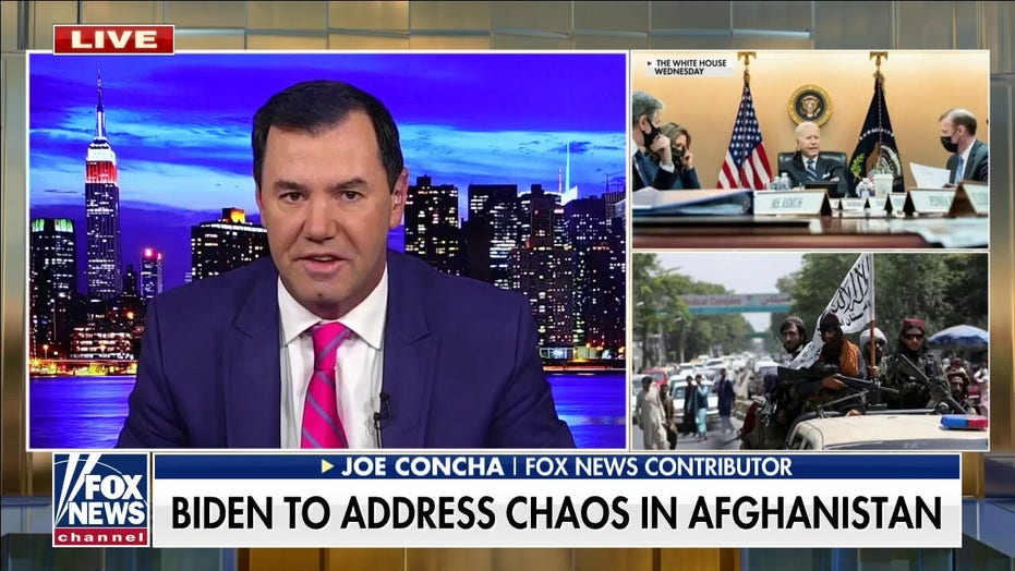 Concha: Biden, Harris look like they're 'in over their heads' by skipping questions