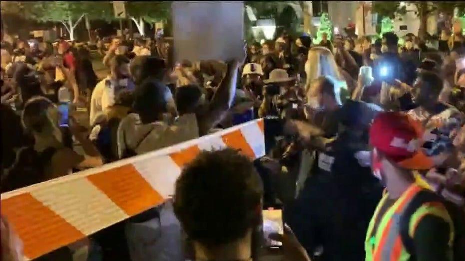Summer of protests runs into fall election season
