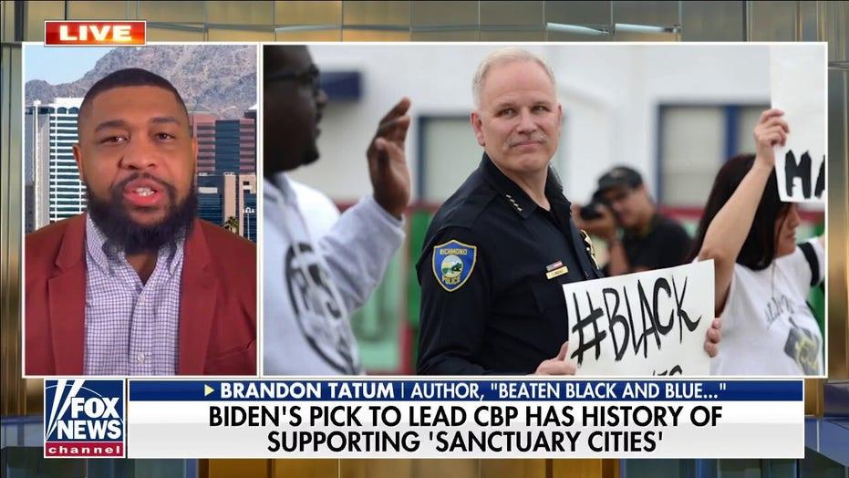 Biden CBP pick Chris Magnus faced claims he discriminated against Black officers, made racist jokes
