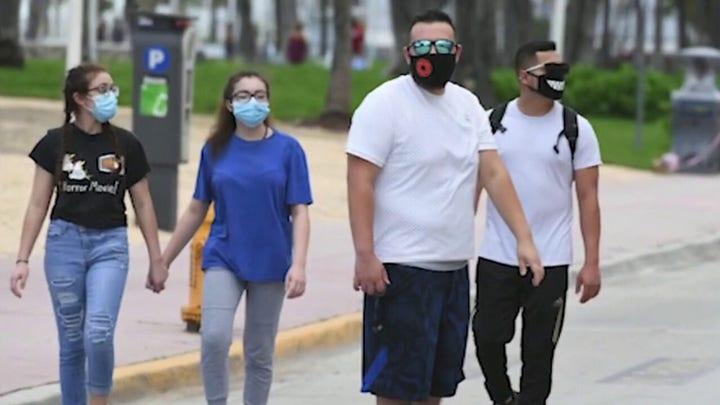 Does America need a nationwide mask mandate?