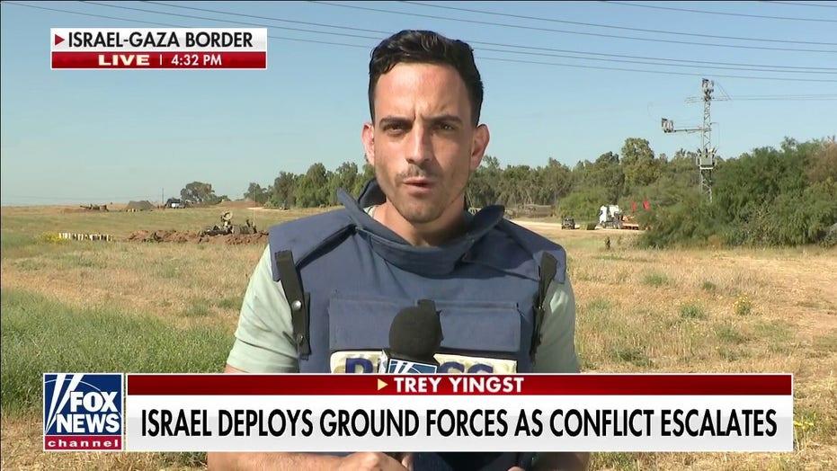 Washington Post spends week trashing Trump's Abraham Accords as Israel-Gaza conflict escalates