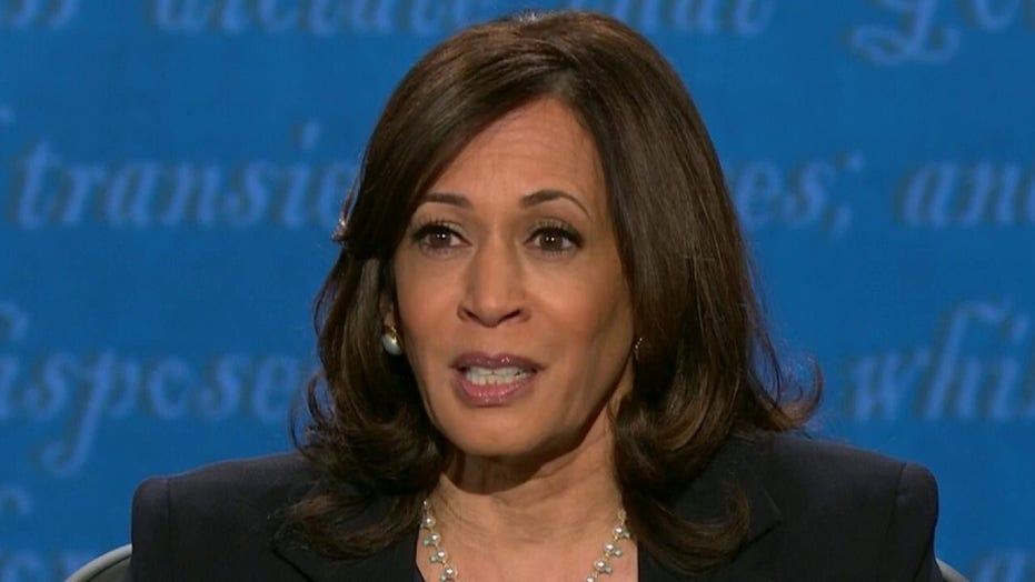Harris: It would be good to know who the president owes money to