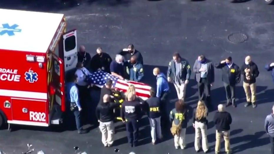 FBI identifies slain agents who 'exemplified heroism' in Fort Lauderdale shootings