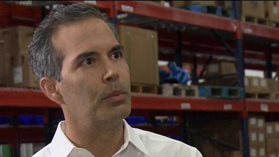 George P. Bush reveals he's seriously considering running for attorney general of Texas