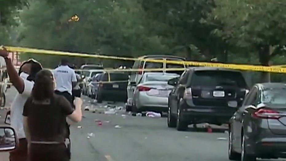 21 shot, 1 fatally at Washington DC party