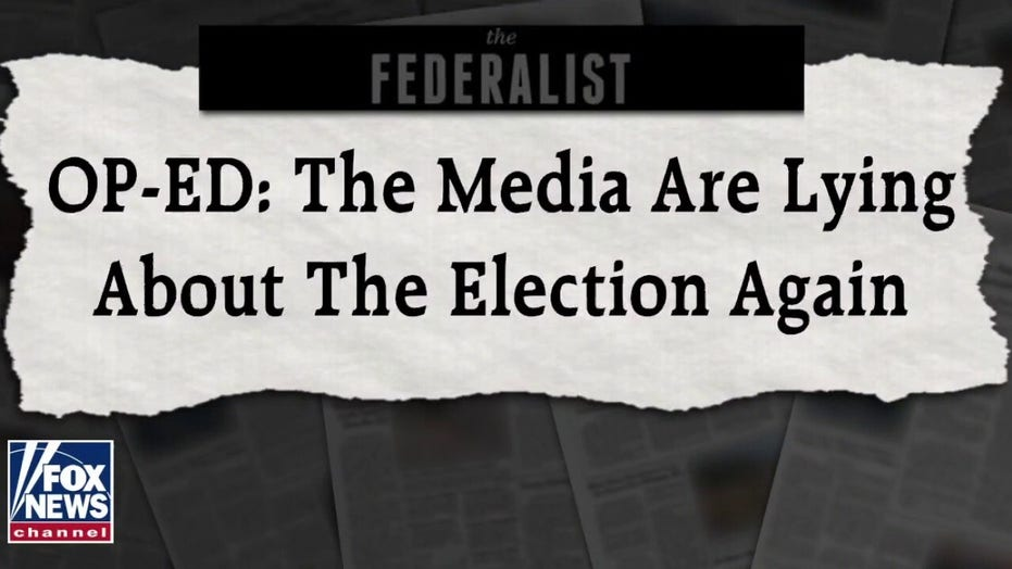Is the media lying about the 2020 presidential election?
