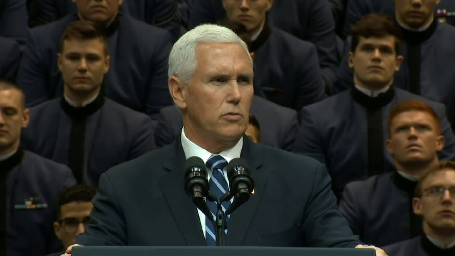 VP Pence following the remains from missing 6-year-old Faye Swetlik: Keep this girl, her family in your prayers