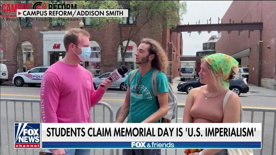 Students sign fake petition to cancel Memorial Day, call it a celebration of 'US imperialism'
