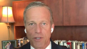 Sen. Thune: Judge Barrett is the exact kind of justice you want to see on Supreme Court