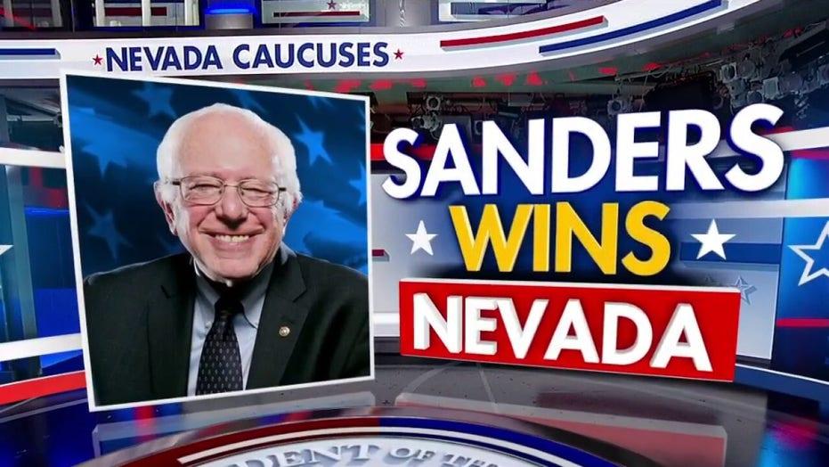 Bernie Sanders wins Nevada primary