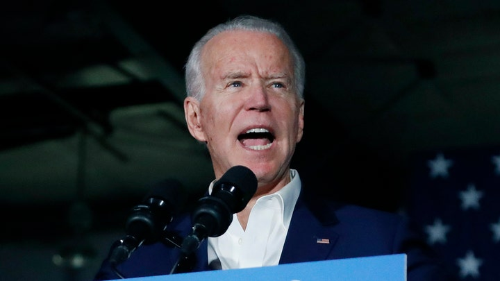 Media trying to make discussion of Joe Biden's health off-limits?