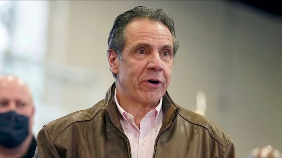 Cuomo denies inappropriate touching, says he was being 'playful' amid allegations