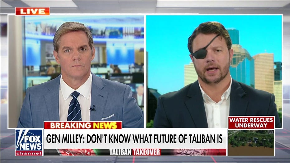 Dan Crenshaw: 'We have no ability to keep Americans safe' anymore