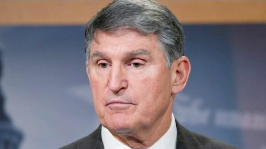 Rep. Richard Pena Raymond said Texas Democrats had a 'very good meeting' with Manchin