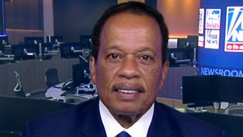 Juan Williams reacts to protests against police brutality taking more confrontational approach