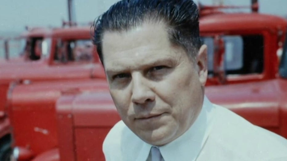 Jimmy Hoffa buried at Georgia golf course once popular with Mafia bosses, defense lawyer claims