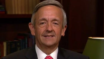 Pastor Jeffress reacts to St. John's Church in DC being set on fire by rioters