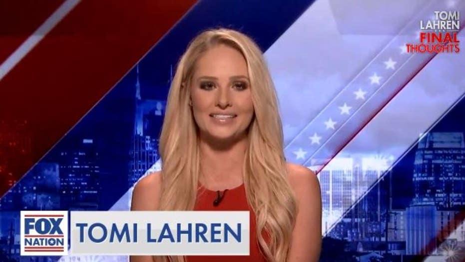 Tomi Lahren critica a Kamala Harris por no visitar la frontera sur